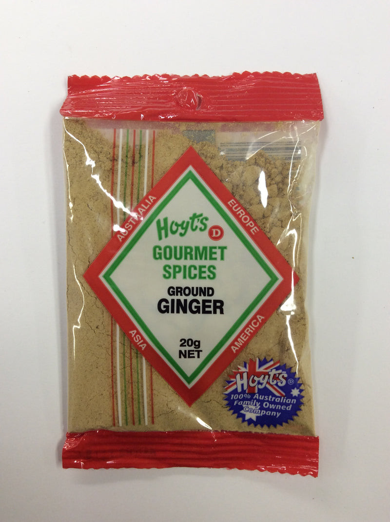 Hoyt's Ground Ginger