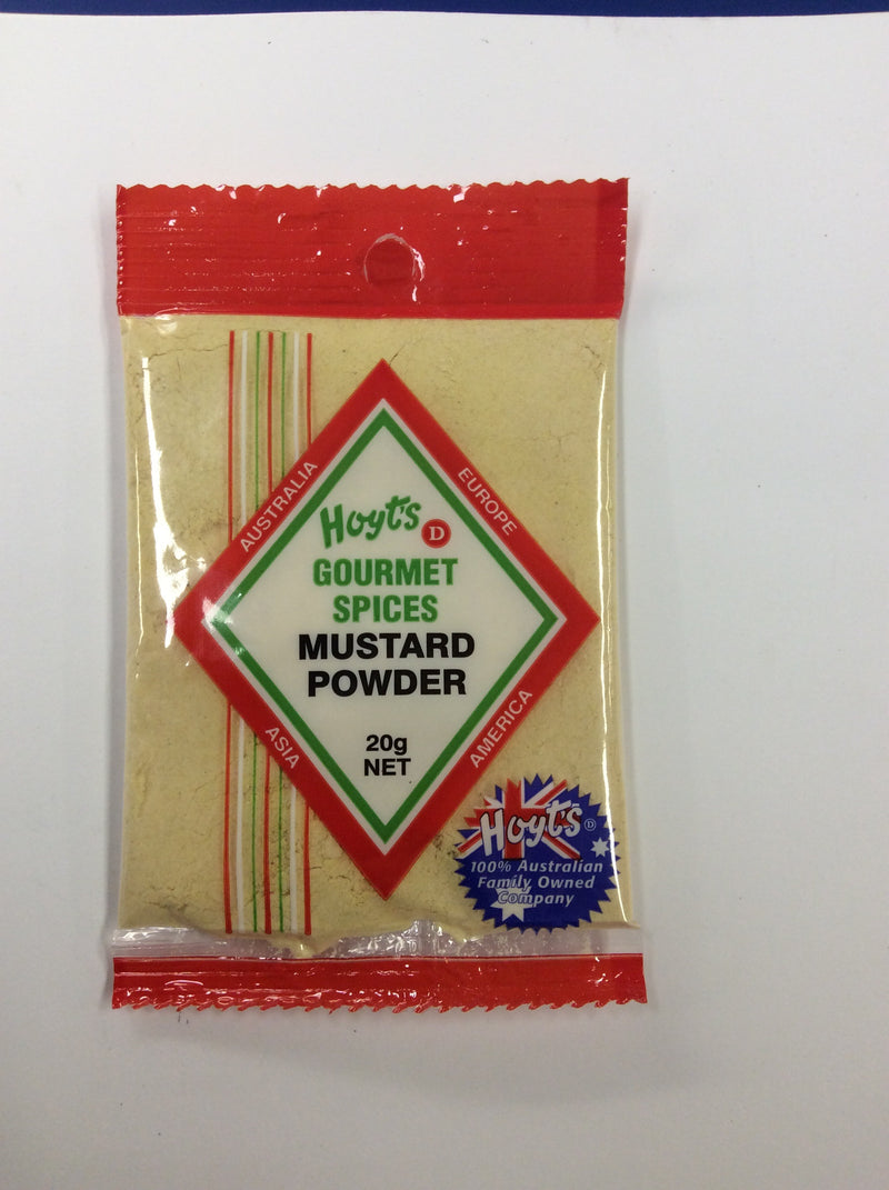 Hoyt's mustard powder