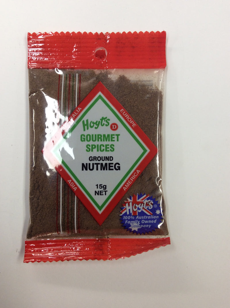 Hoyt's ground nutmeg