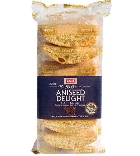 Ital Aniseed Delight Biscuits