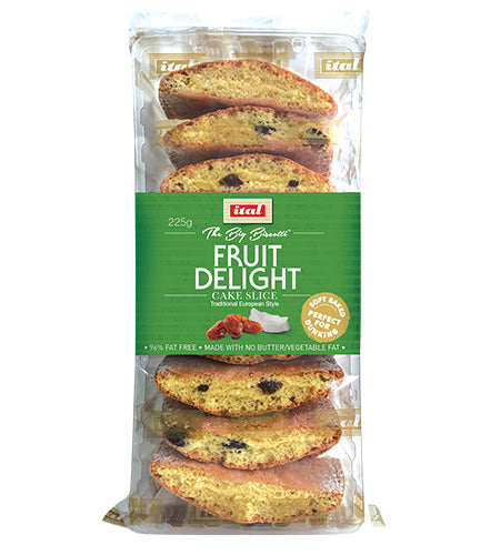 Ital Fruit Delight Biscuits