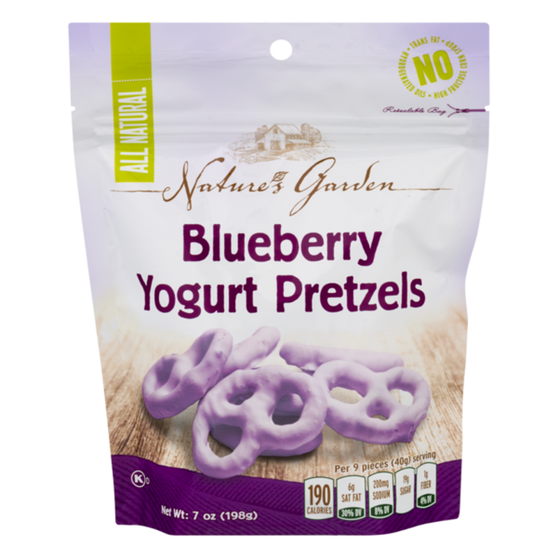 Nature's Garden Coated Pretzels