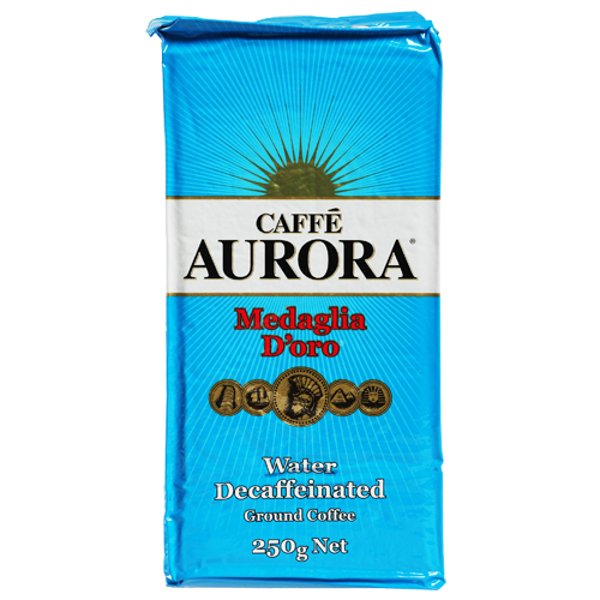 Caffe Aurora Water Decaffeinated 250g