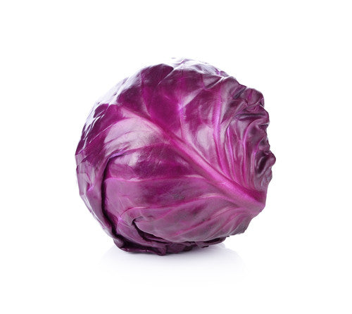 Purple Cabbage - Whole