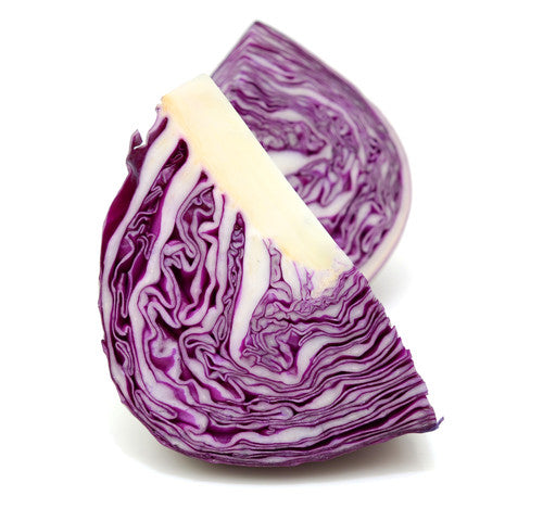 Purple Cabbage - Quarter