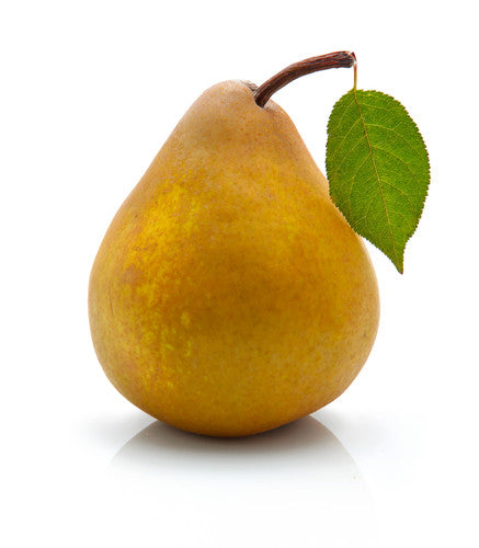 Pear - Brown