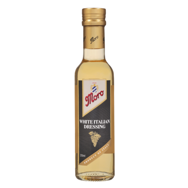 Moro White Italian Dressing 250ml