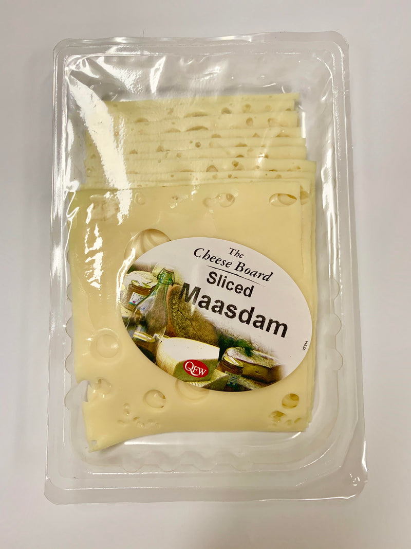 The Cheese Board Slice Maasdam 200g