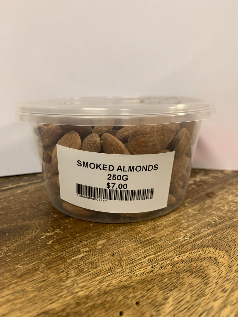 Smoked Almonds 250g