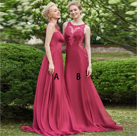 products/A-Line_Cheap_Chiffon_Modest_New_Sleeveless_Dark_Red_Bridesmaid_Dresses_with_Appliques_4.jpg