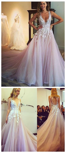 V-Neck Sexy Off Shoulder Charming Party Evening Long Prom Dresses Online,PD0128