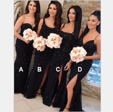 products/Modest_Mismatched_Sweetheart_Sweep_Train_Black_Lace_Bridesmaid_Dresses_with_split_2.jpg