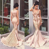 New Design Popular Unique Mermaid Charming Fashion Prom Dress, Evening Dress, NDPD0027