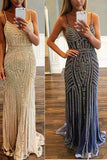 Charming Sparkly Shining Gorgeous Formal Elegant Unique Popular Prom Dresses, PD0324