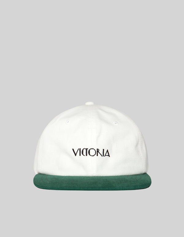 KNOCKOUT LOGO TWO TONE 6 PANEL CAP