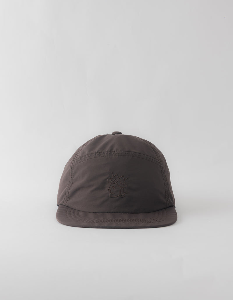 SPLIT PANEL NYLON HAT