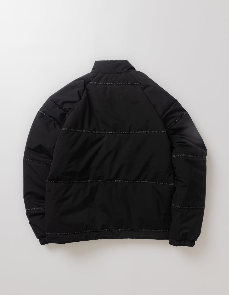 BONDED POLYESTER PUFFER