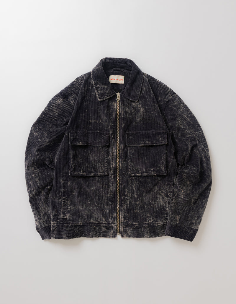 BEDFORD CORDUROY GARAGE JACKET