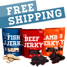 Beef, Lamb & Fish Six-Pack 6x50g (6x1.8oz)