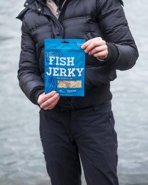 Fish Jerky - Wild Atlantic Cod
