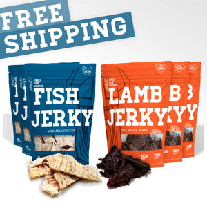 Lamb & Fish Six-Pack 6x50g (6x1.8oz)