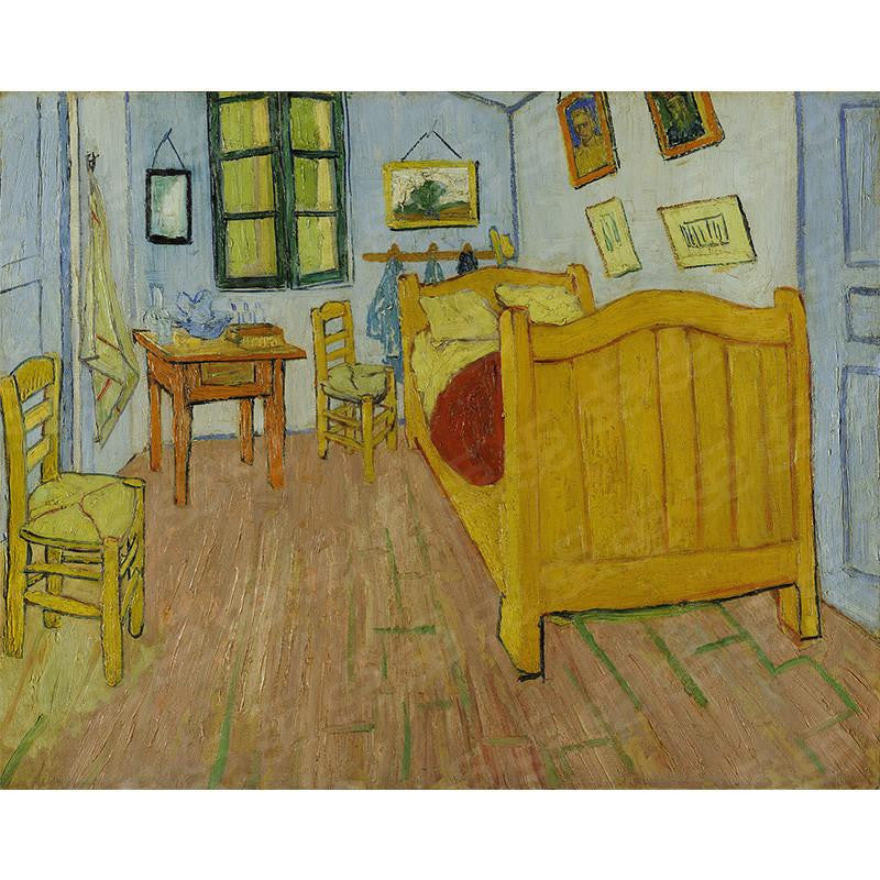 Bedroom in Arles Vincent Van Gogh Painting Soul For Style