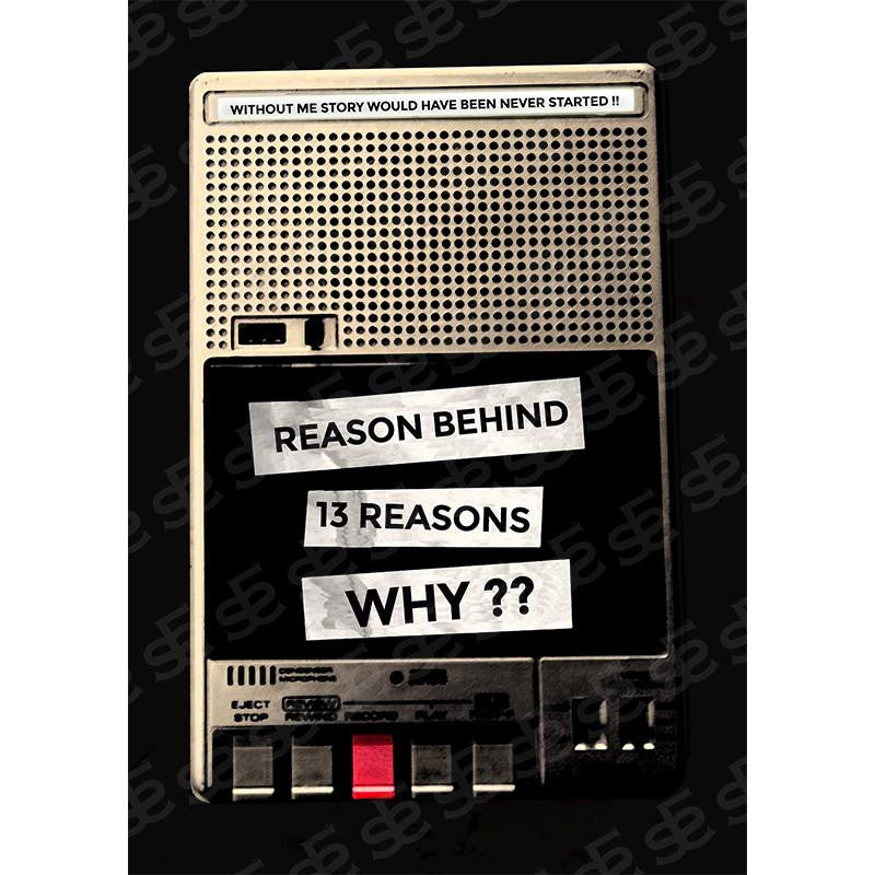 Casette 13 Reasons Why Soul For Style