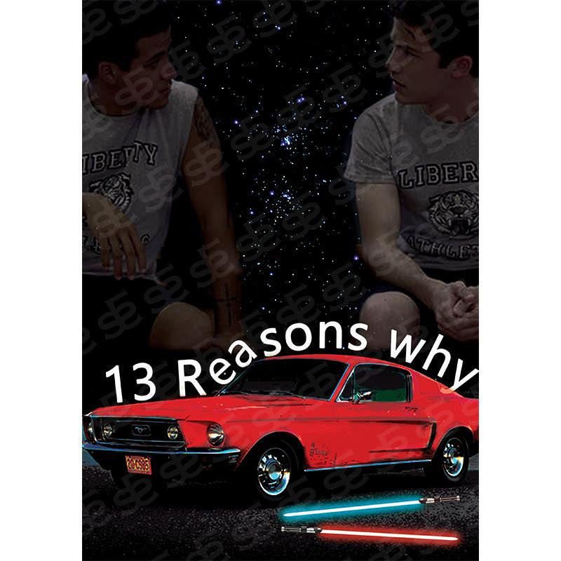 Mustang 13 Reasons Why Soul For Style