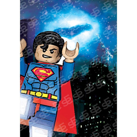 Lego Superman Soul For Style