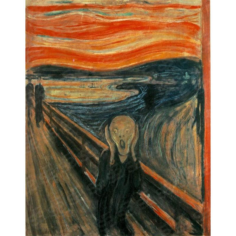 The Scream Edvard Munch Painting Soul For Style