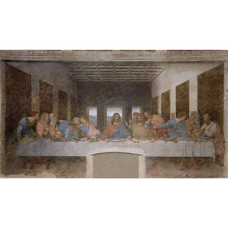 The Last Supper Leonardo da Vinci Painting Soul For Style
