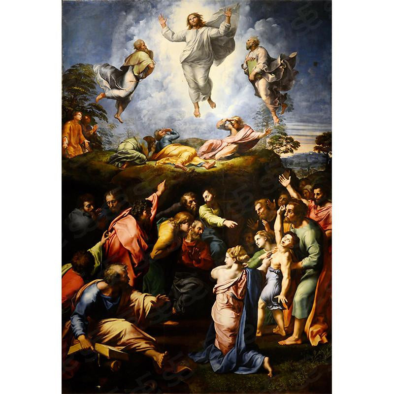Transfiguration Raphael Painting Soul For Style
