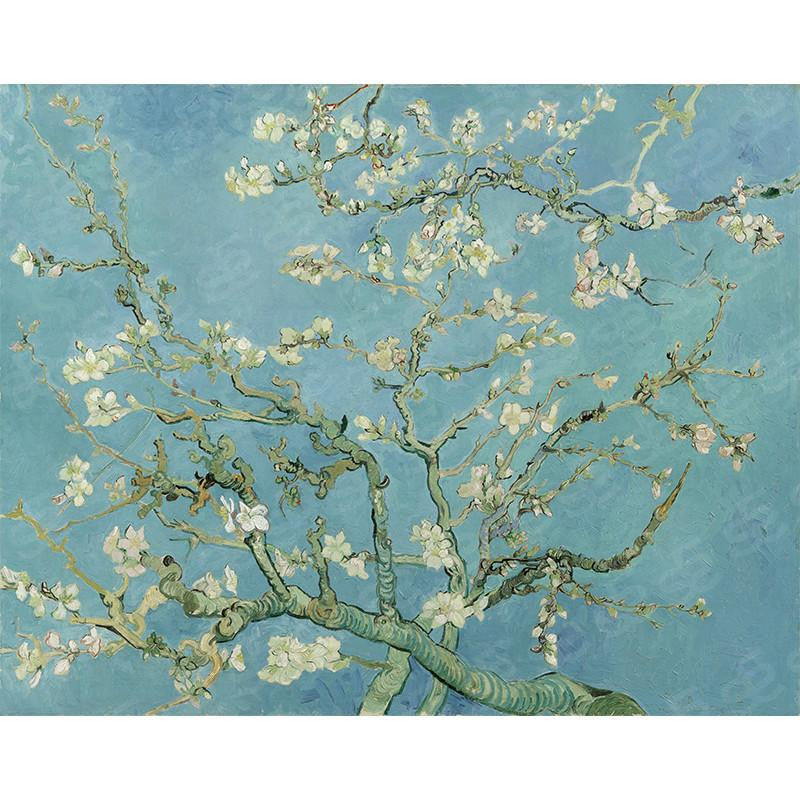 Almond Blossoms Vincent Van Gogh Painting Soul For Style