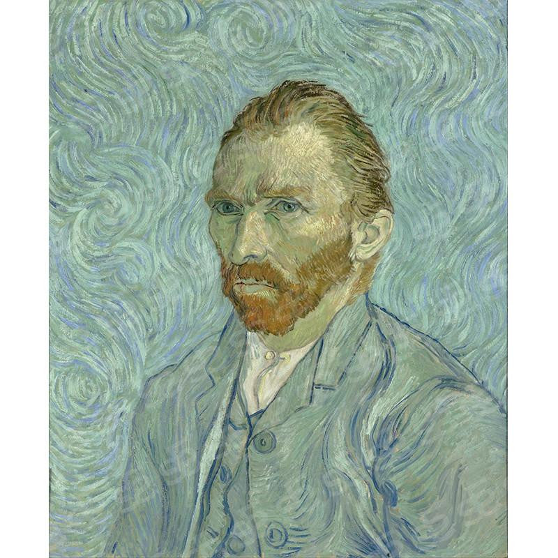 Vincent Van Gogh Self Painting Soul For Style