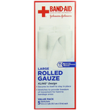 Band-Aid First Aid Covers Kling Large Rolled Gauze 5 Count