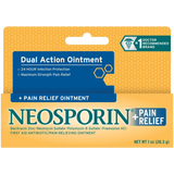 Neosporin First Aid Antibiotic Ointment Maximum Strength Pain Relief 1-Ounce