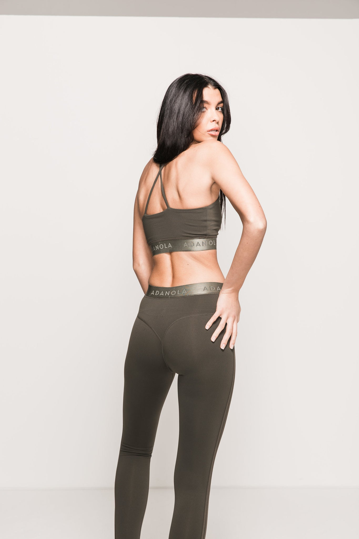 LEGGINGS DE YOGA CLASSIC OLIVE