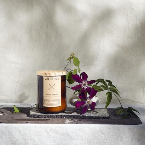 Wildfolk Candle | Night Jasmine