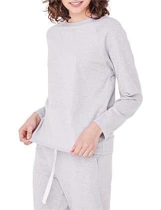 Kin Fleece Trackpant | Grey Marle