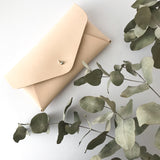 Vegetable tanned Envelope Wallet