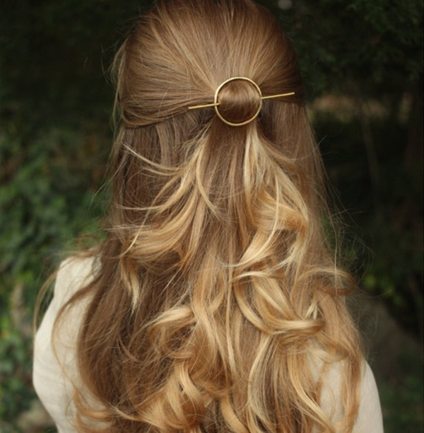 Back Hair Pin - Vesper