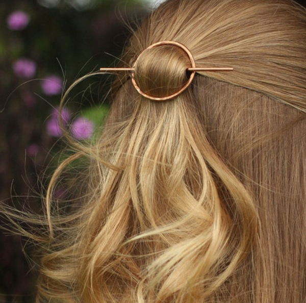 Back Hair Pin