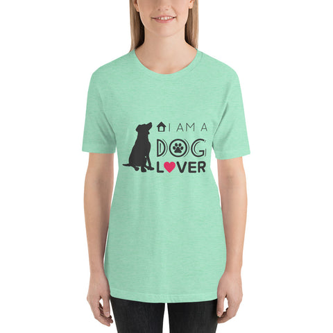 Image of I AM A DOG LOVER