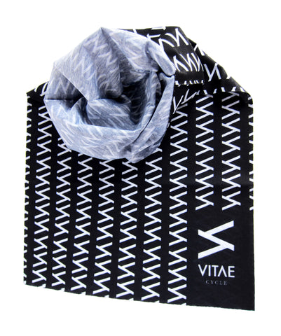 Multifunctional Seamless Head Bandanna and scarf for motorcyclists