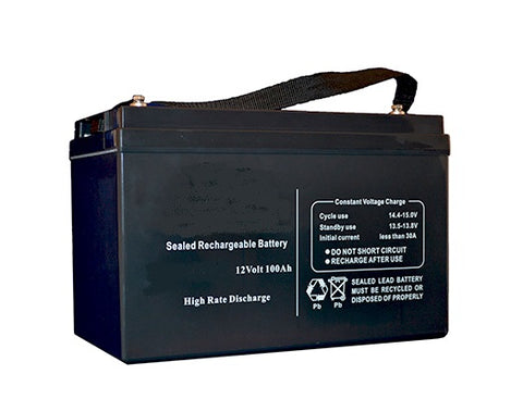 Sealed Maintenance Free Battery
