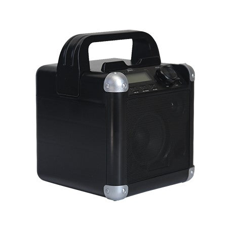 "Portable Amplified Speaker 4"" 15W"