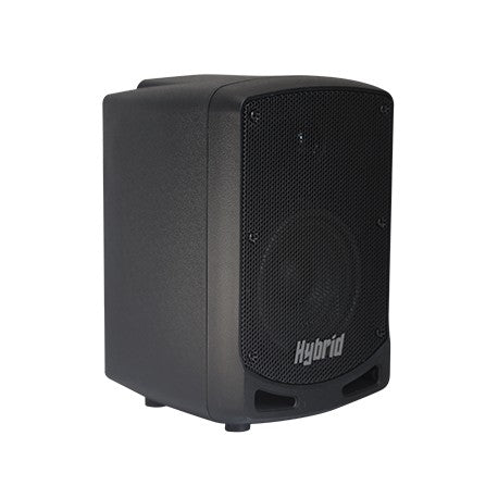 "Portable Amplified Speaker 6"" 25W"