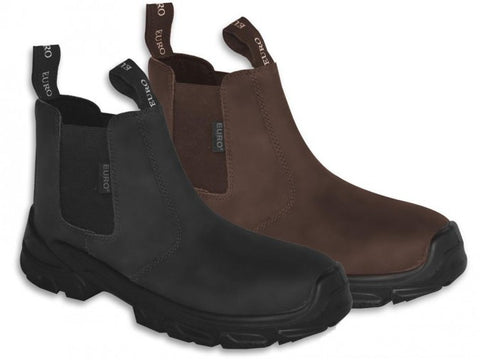 Euro Epic Metal-Free Chelsea Boot