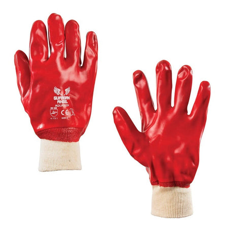 Aquatech Knitted PVC Coated Gloves