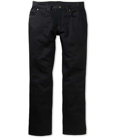 Denim Work Jeans Black